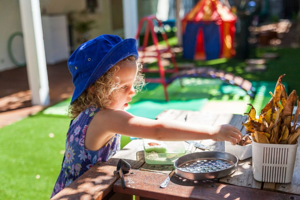 Buttercups Childcare Cooking Programs