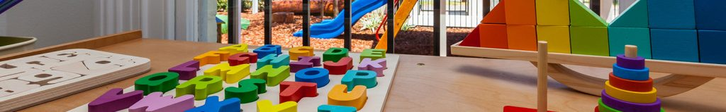 Educational Toys for Kids of Buttercups Childcare